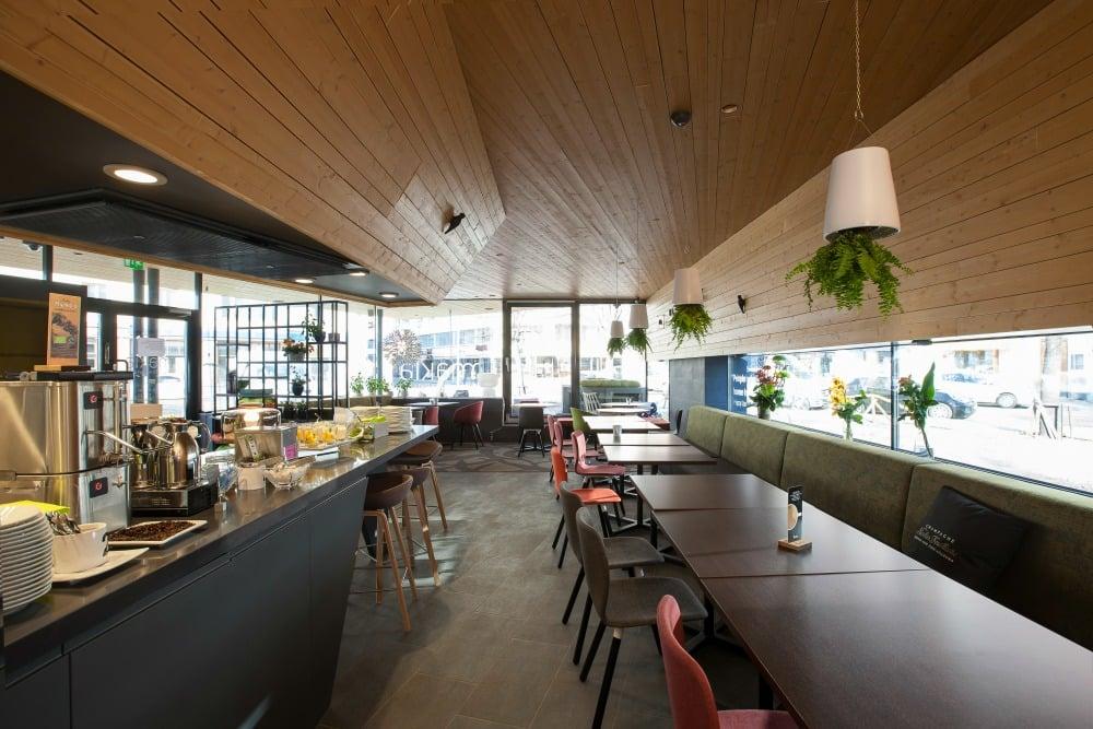 Original Sokos Hotel Arina Oulu - Restaurant