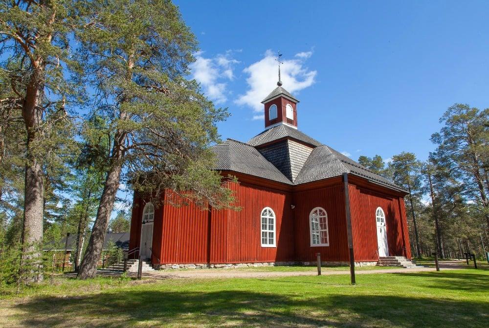 Church of Pudasjärvi
