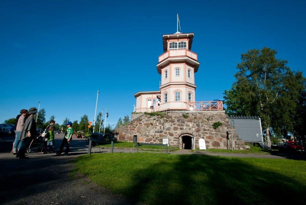 Arktischer Sommer Oulu