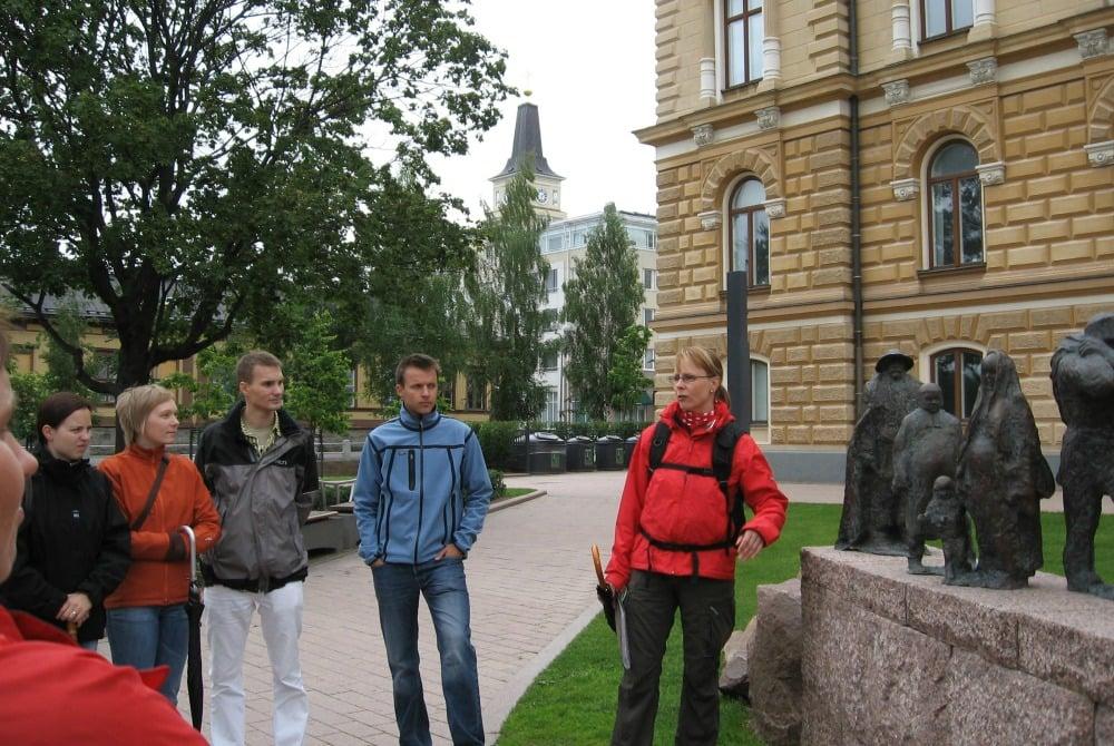 Kunst und Design in Oulu