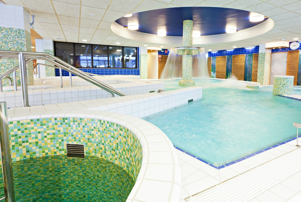 Rokua Health & Spa Hotel - Poolbereich