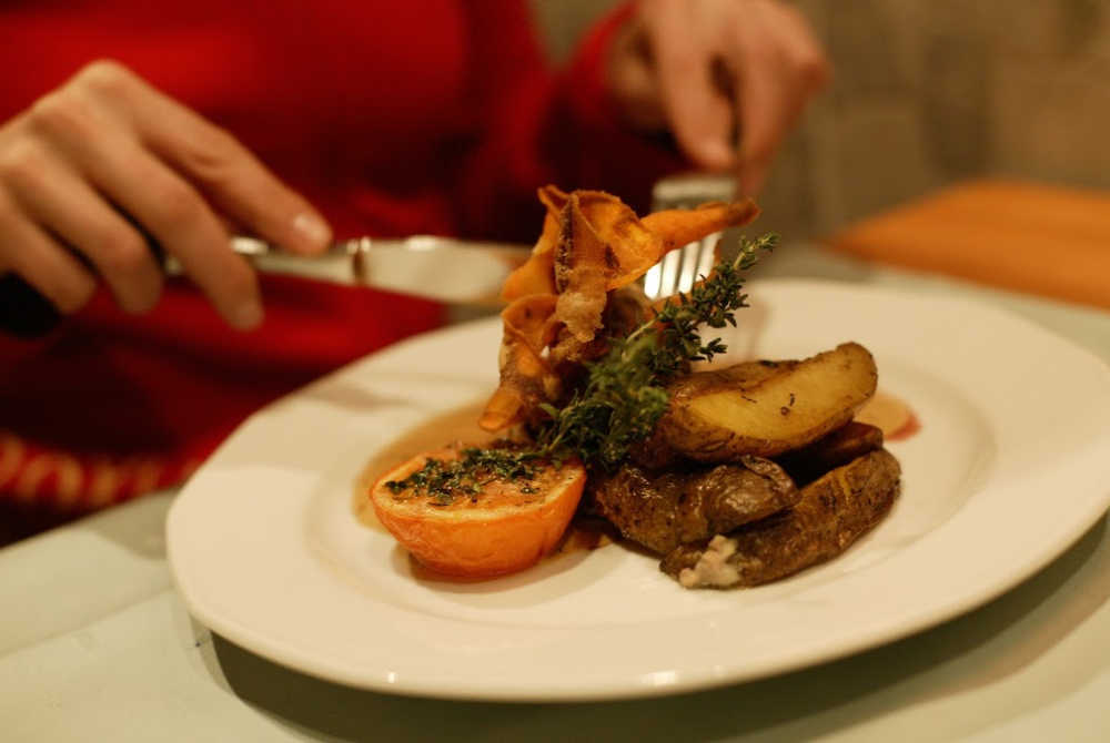 Salla-Restaurant Revontuli