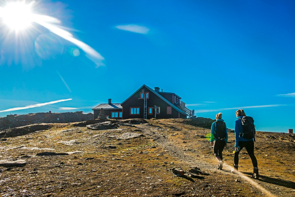 Lapland-Resorts Björkliden Låktatjåkka - Foto: Markus Alatalo