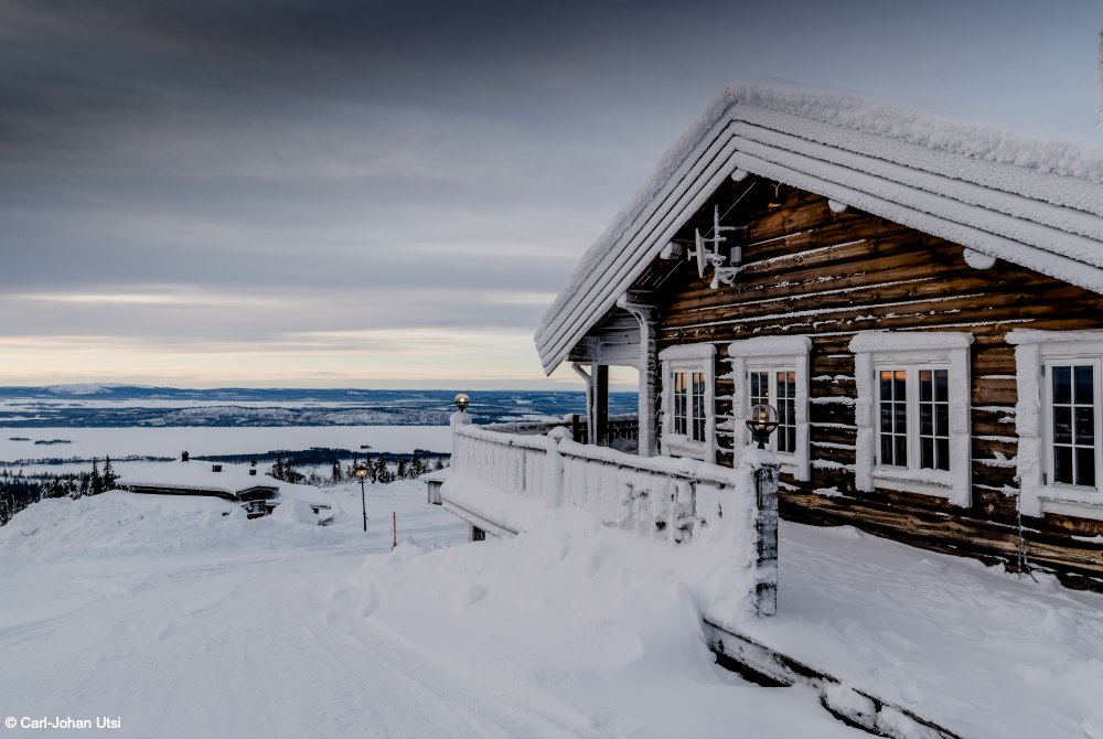 Silver-Resort Arjeplog Silver Lodge - Foto: Carl Johan Utsi