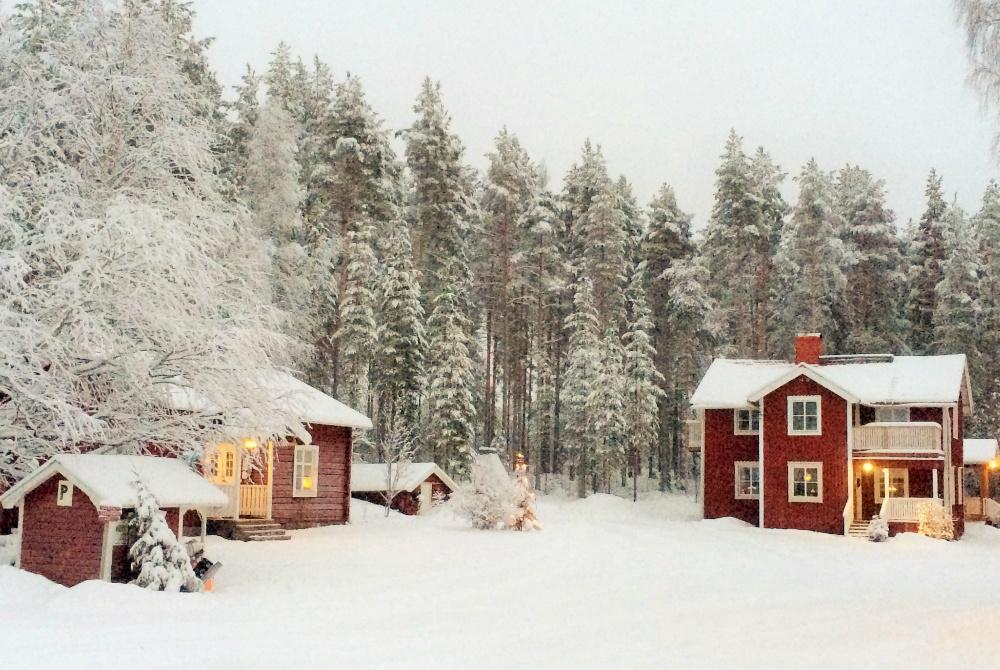 Stormyrbergets Lantgård - Foto: Maria Hanno