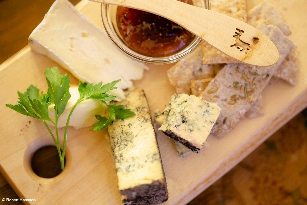lokale Produkte und Speisen