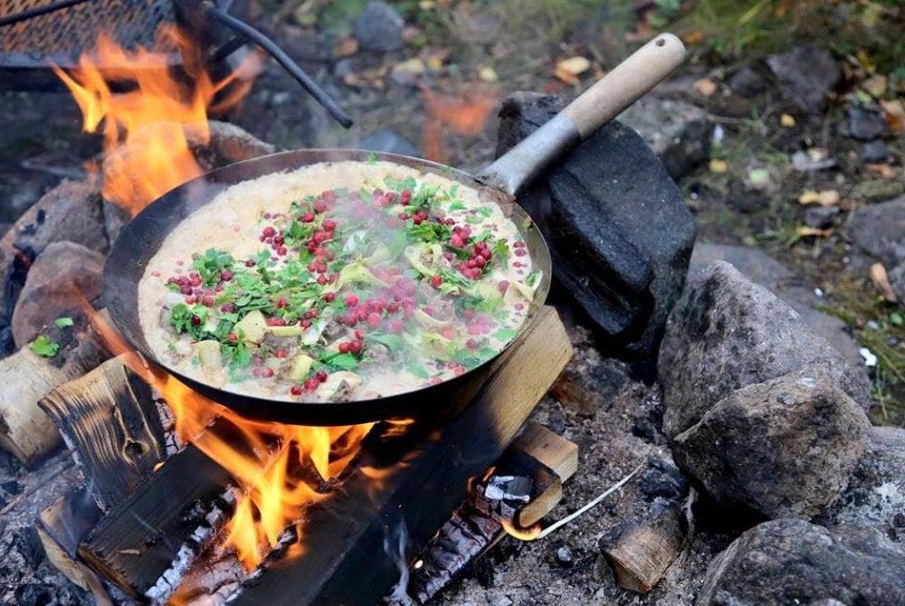 Outdoor-Food