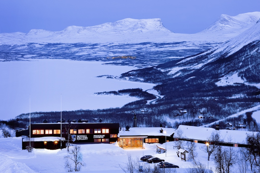 Björkliden Mountain Hotel
