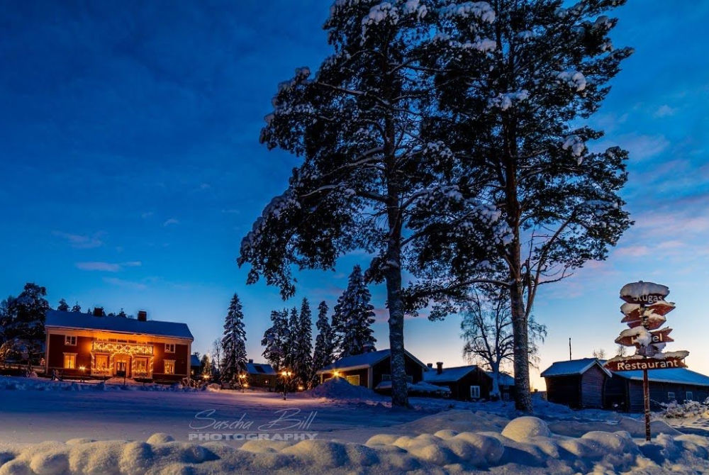 Norrsken Lodge-Winter