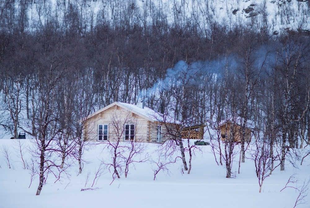 Outdoor-Ticket-Sapmi-Hütte