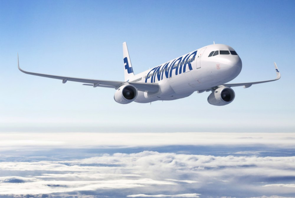 Finnair-Maschine