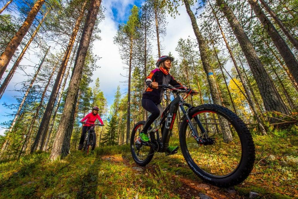 Ukkohalla - Fatbike-Mountainbike