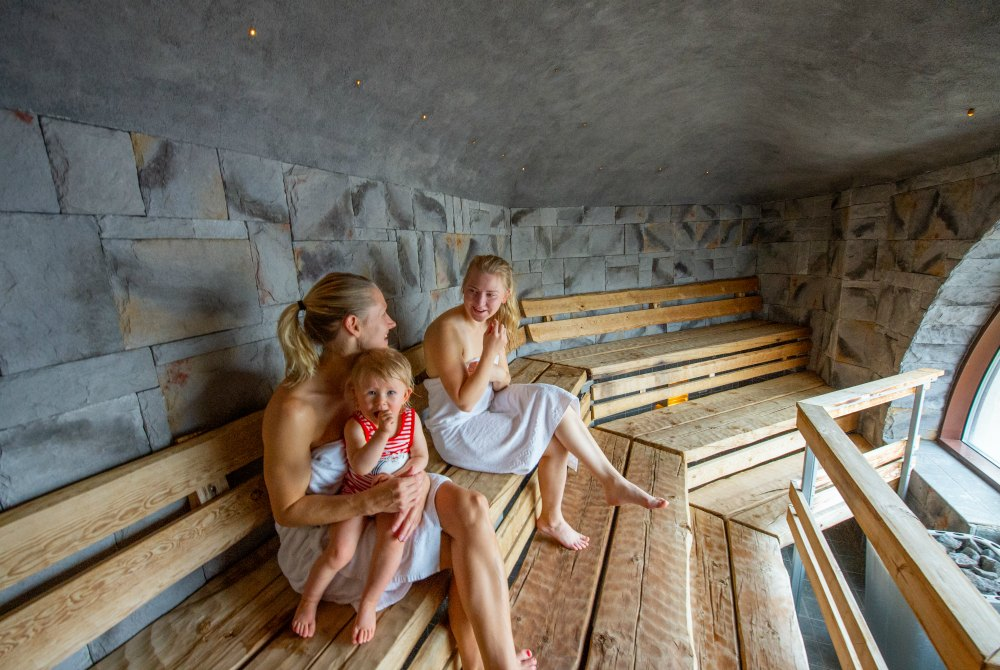 SaunaWorld Experience in Ukkohalla
