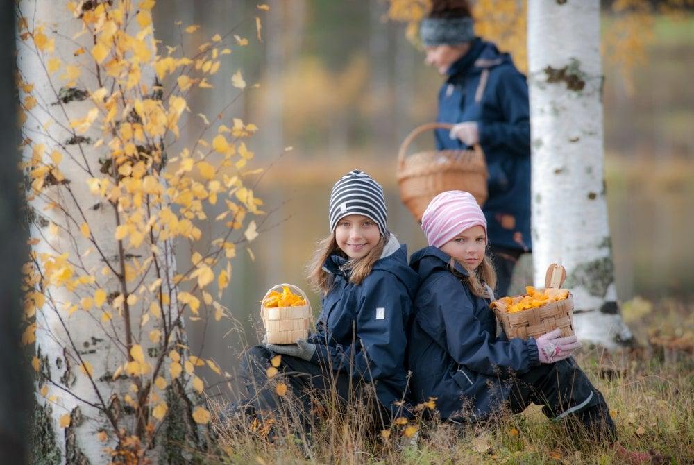 Herbst in Vuokatti