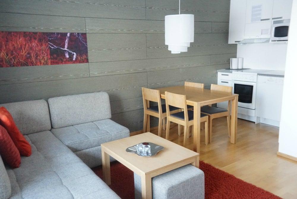 Chalet-Suite im Vuokatti Sport Resort
