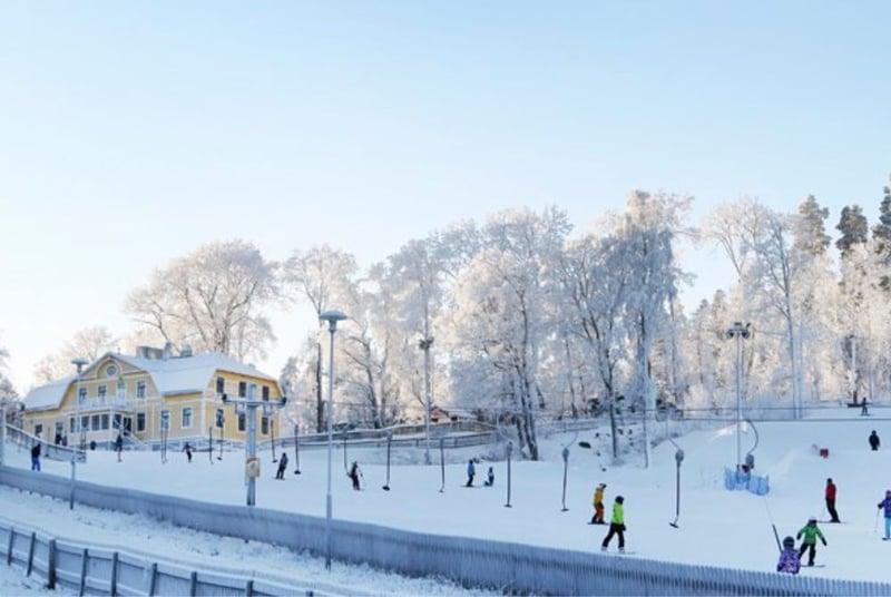 Lahti_Hollola_Winter