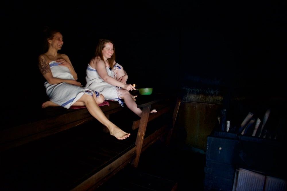 Sauna Lentiira