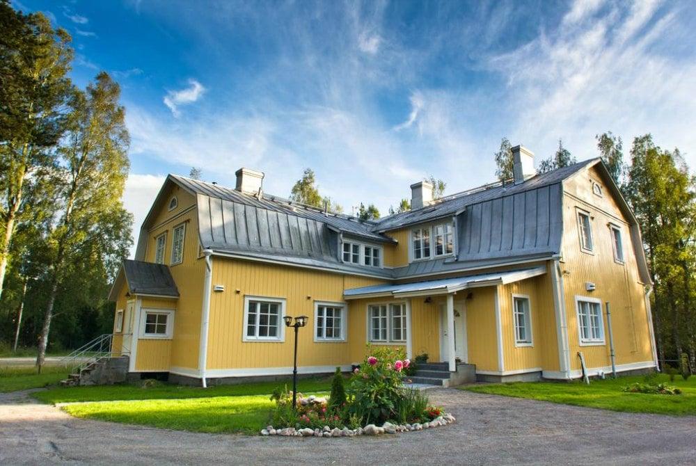 Hotel Salpalinja Hovi in Lappeenranta