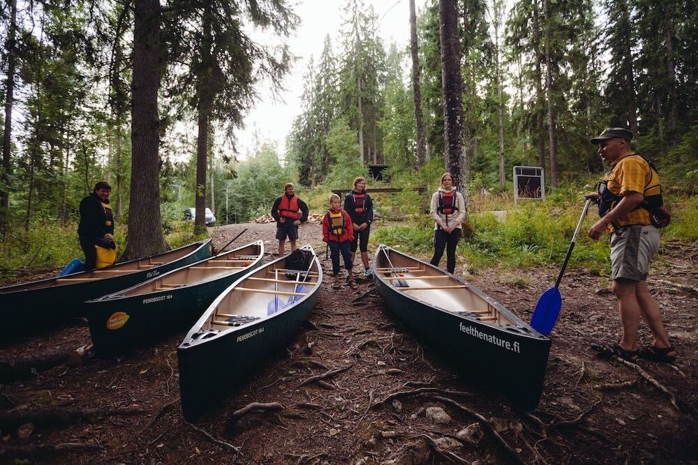 Outdoors Finland Etelä