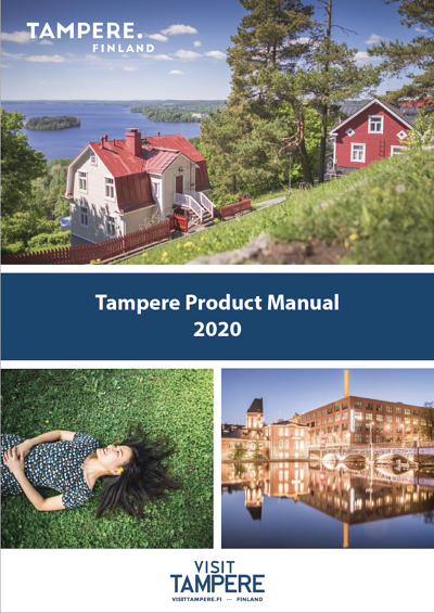 Cover Tampere 2020