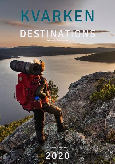 Product Manual Kvarken Destinations Sweden & Finland 2020 EN
