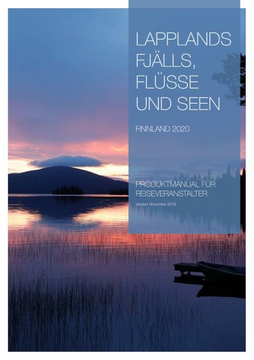 Produktmanual Finnisch Lappland 2020