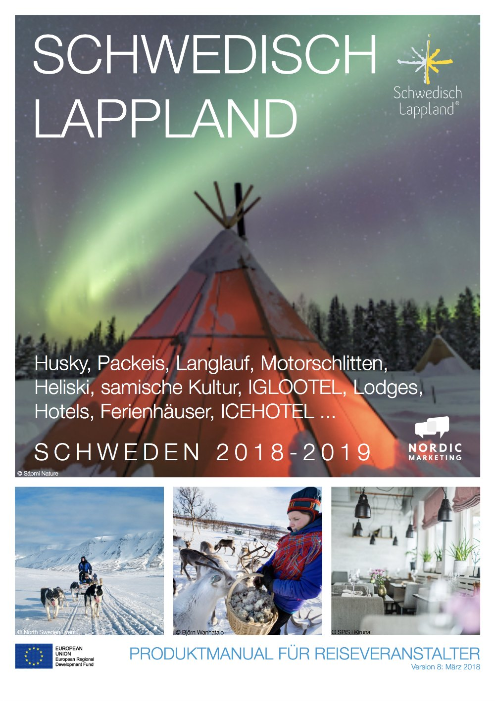 Produktmanual Schwedisch Lappland Winter 2018-2019