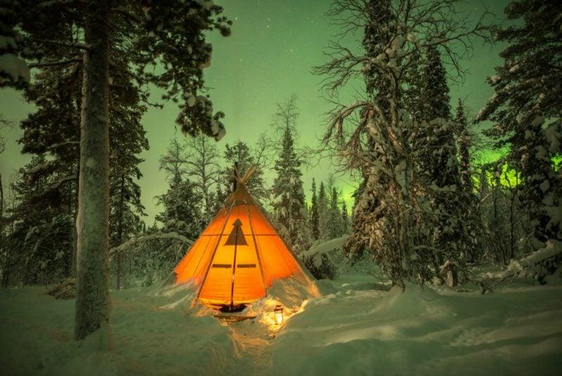 Lavuu-Zelt von Sampi Nature