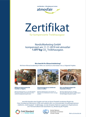 atmosfair-zertifikat-nordicmarketing