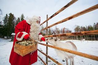 Rovaniemi Santa