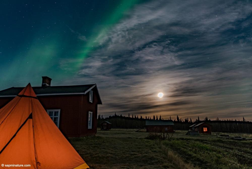 Sápmi Nature Natur Camp