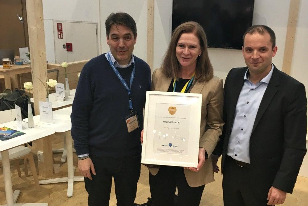 SOA-Destinations-Product-Award-Winner-2018-Hotel-Spa-Resort-Järvisydän