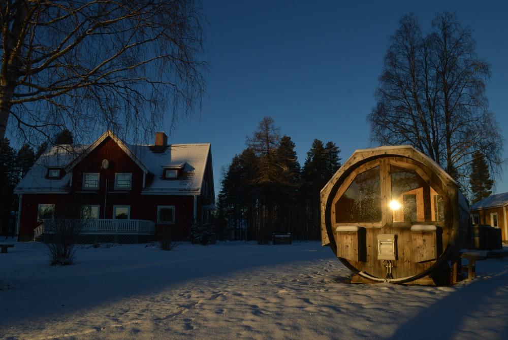 Sauna photo Wäckerlins BB winter