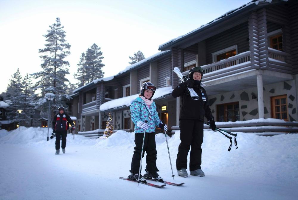 Spa Hotel Levitunturi Ski Familie