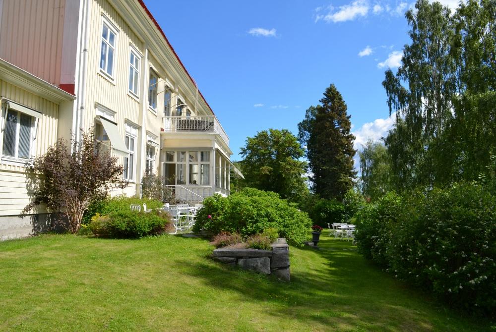 Stiftsgården Garten