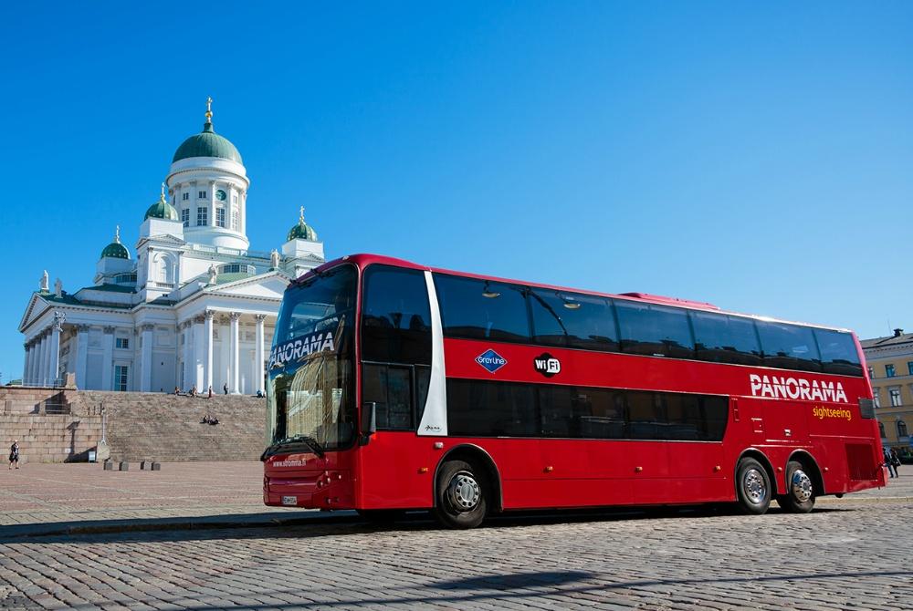 Strömma Finland Panorama-Audio-Tour