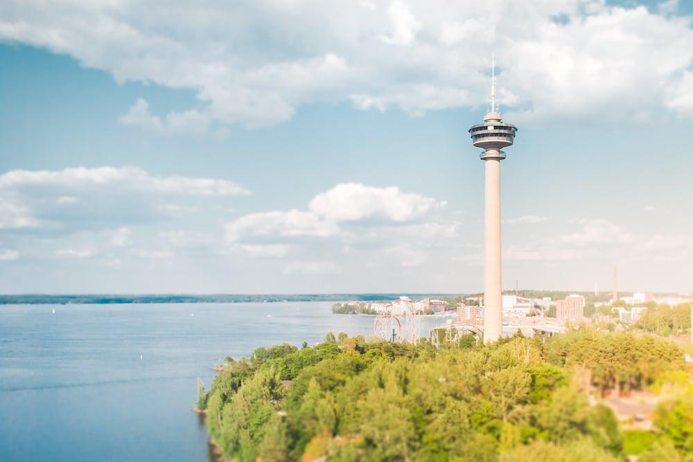 Visit Tampere Näsinneula Tower Laura Vanzo