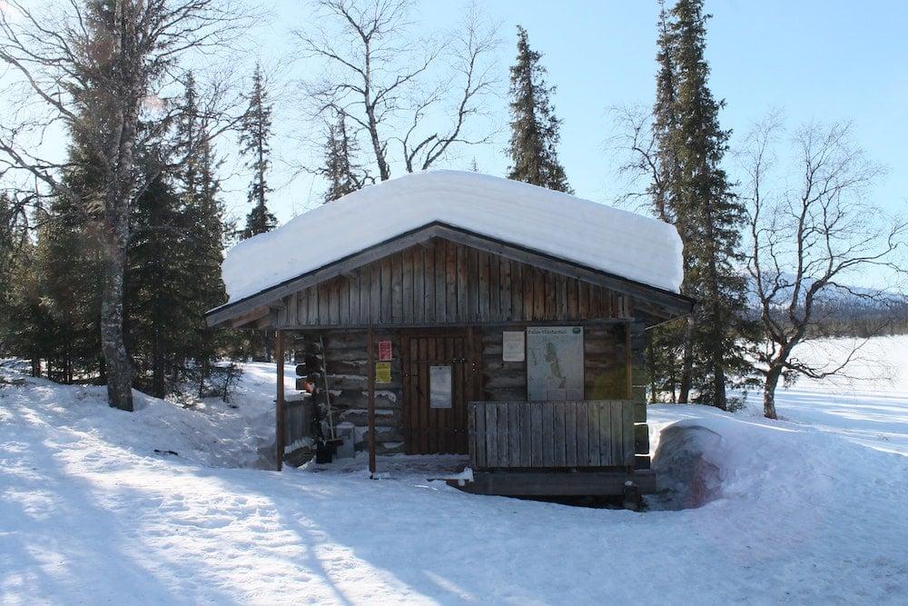 Levi Traditionelle Aktivitäten im Nationalpark