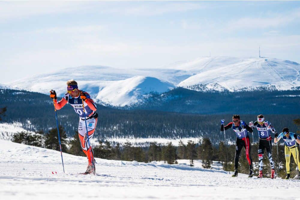 Levi-Visma Ski Classics-Cross country skiing