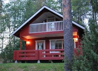 Finnland Rokua Montta Active Camping