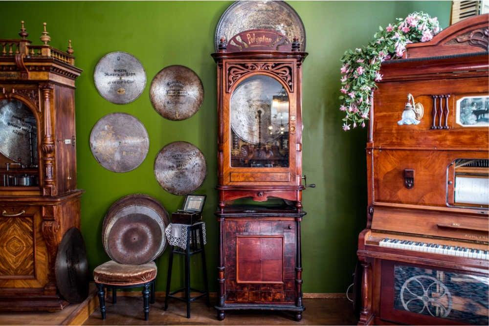 VisitSaimaa-mechanisches Musikmuseum Varkaus