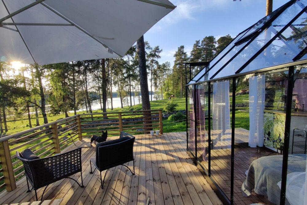 Visit Tampere-Niemi-Kapee Taivasalla