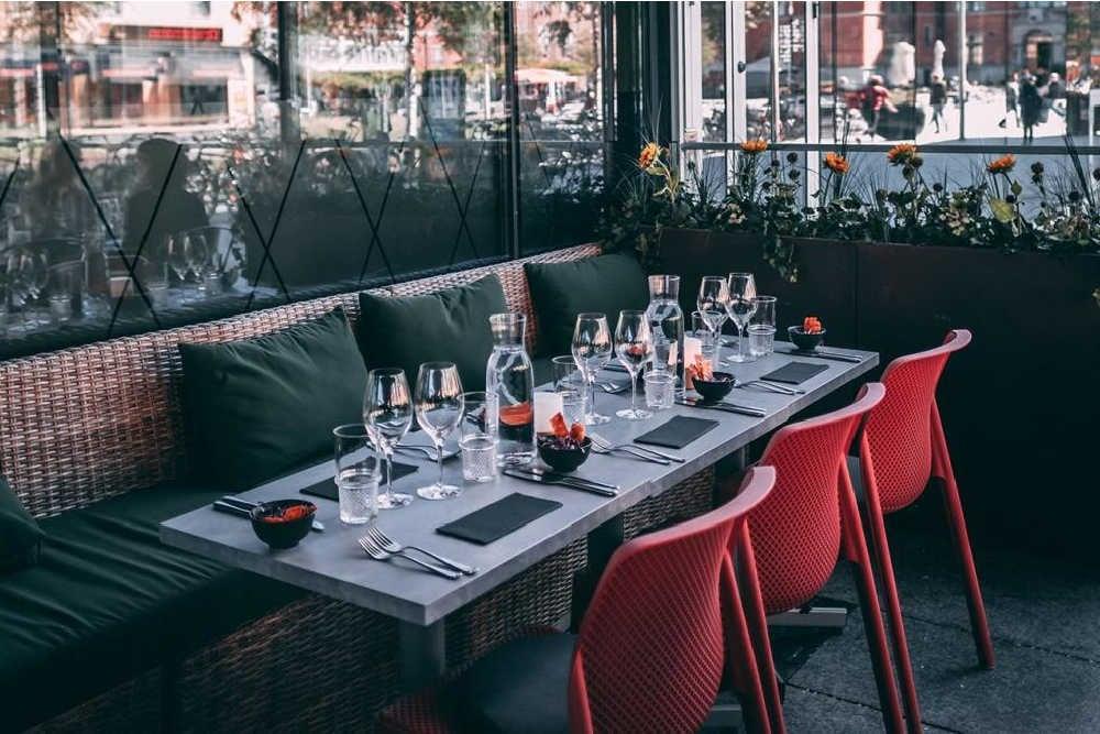 Visit Umea-Restaurant Harlequin