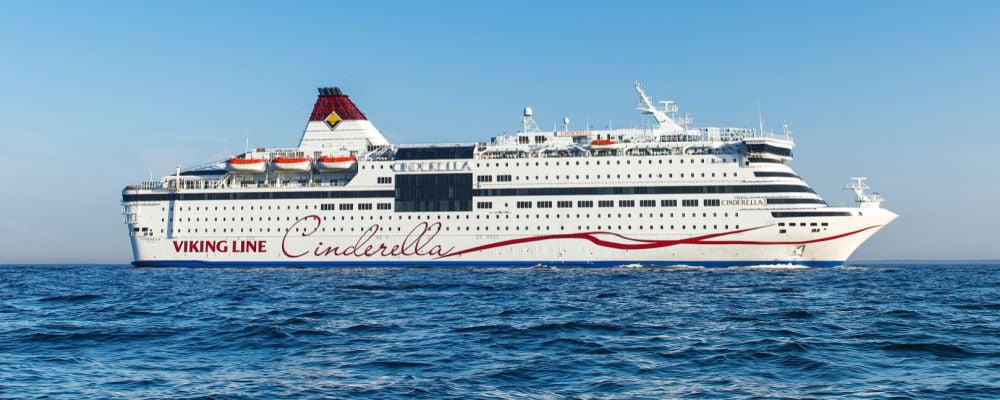Viking Line-Viking Cinderella-copyright Jacob Saurén