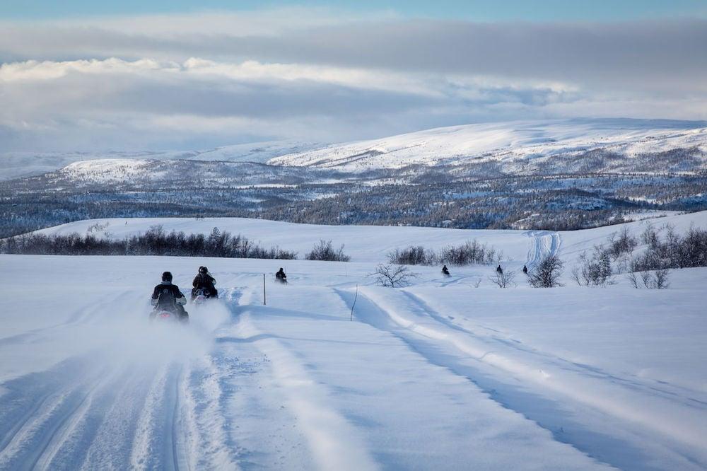 VAE Norway Alta Snowmobile ©Konrad Konieczny  www.nordnorge.com.JPG