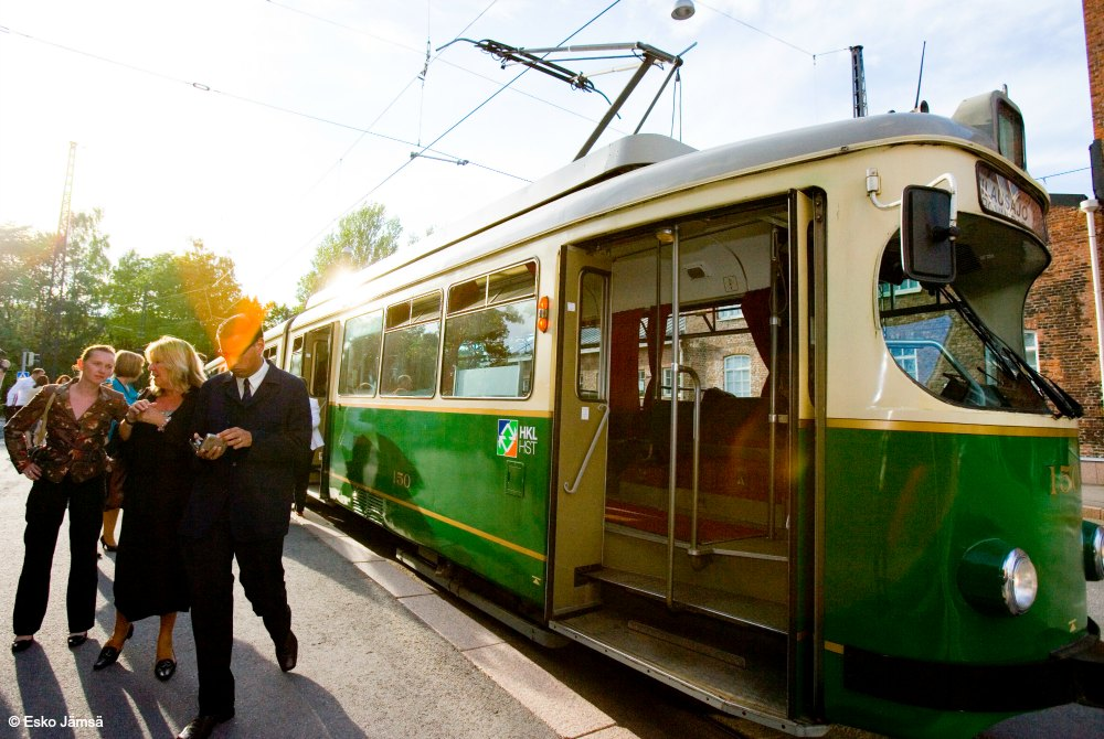 Action Incentive Tram