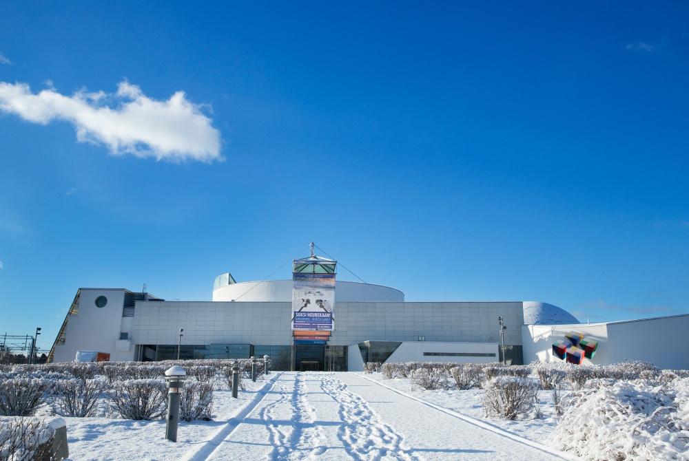 Tixi-Travel Wissenschaftszentrum Heureka Vantaa