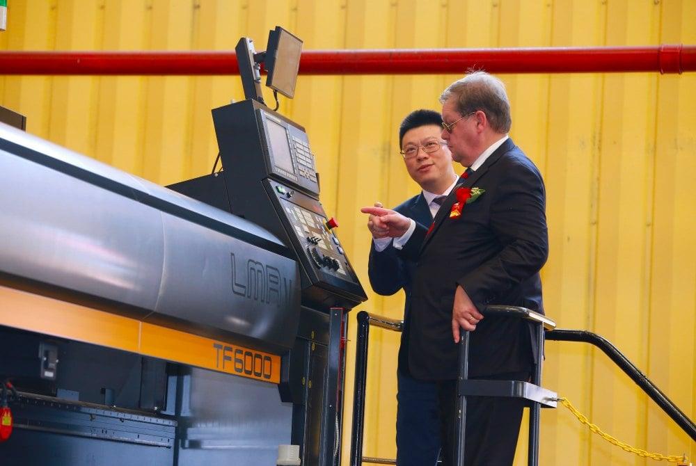 Erster Stahlschnitt für die neue Viking Line Passagierfähre