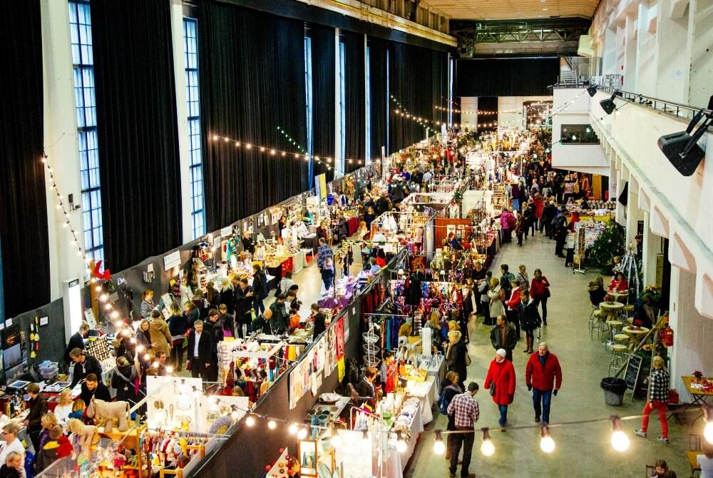 Visit Helsinki christmas market