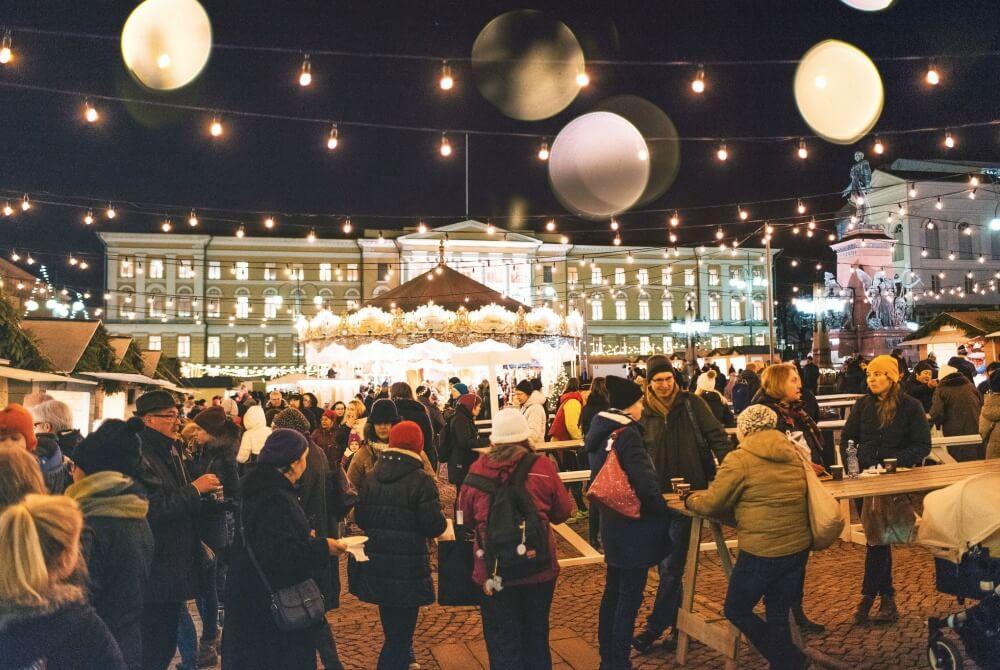 Visit Helsinki ruokapiha tori quarters